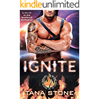 Ignite: A Sci-Fi Alien Warrior Romance (Inferno Force of the Drexian Warriors Book 1)