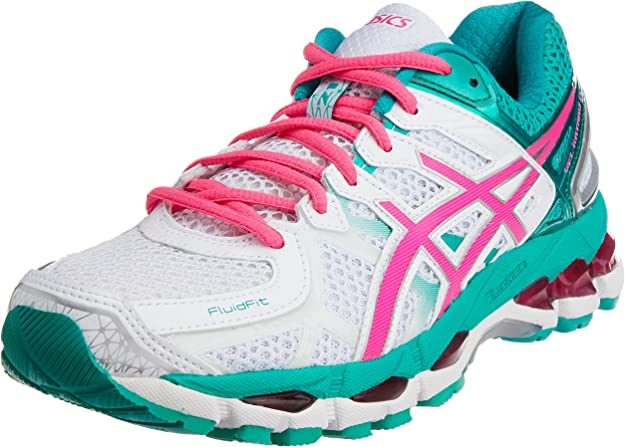 ASICS Womens Running Shoes Sneakers GEL