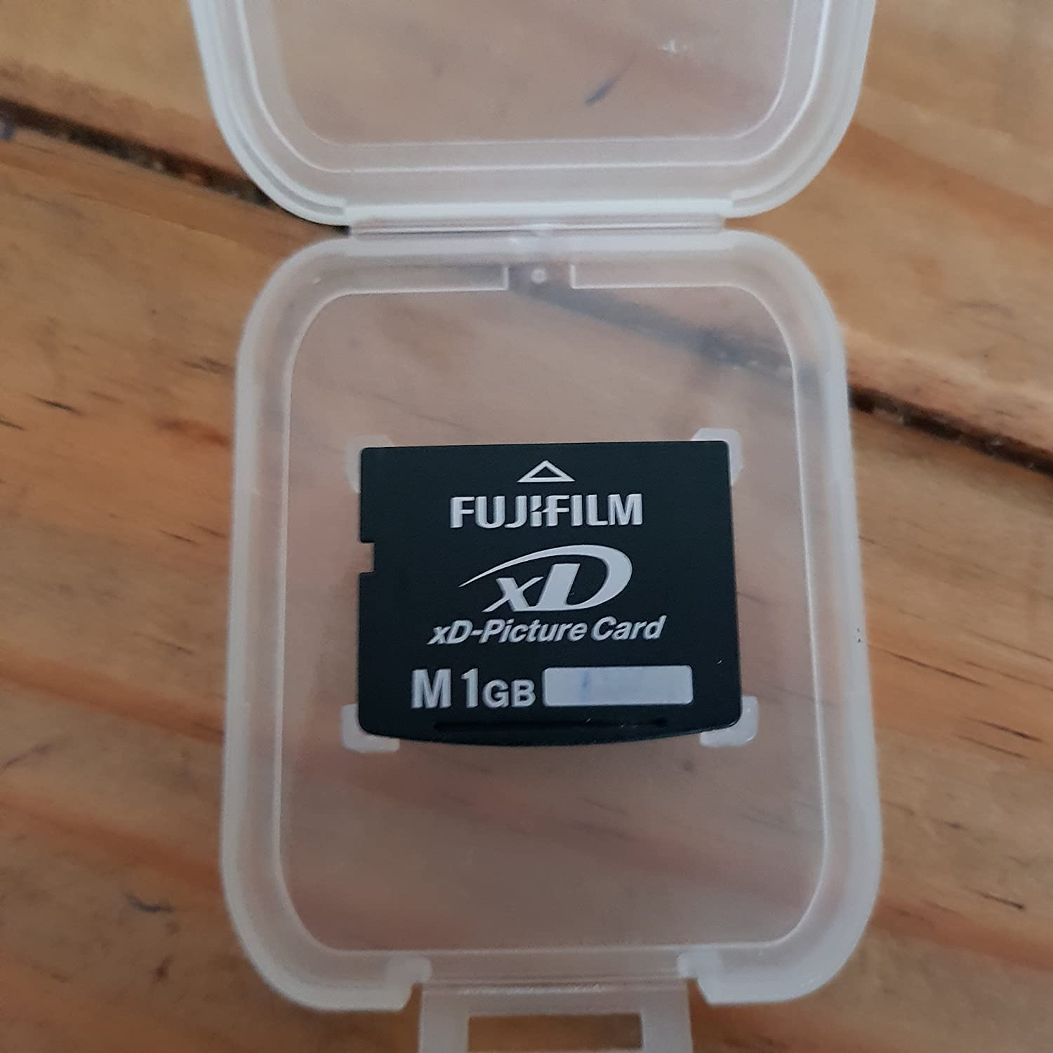 1 GB Fujifilm XD Memory Card Type M FujiFilm 1GB xD-Picture Card M