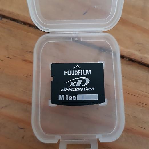 1 GB Fujifilm XD Memory Card Type M FujiFilm 1GB xD-Picture Card M