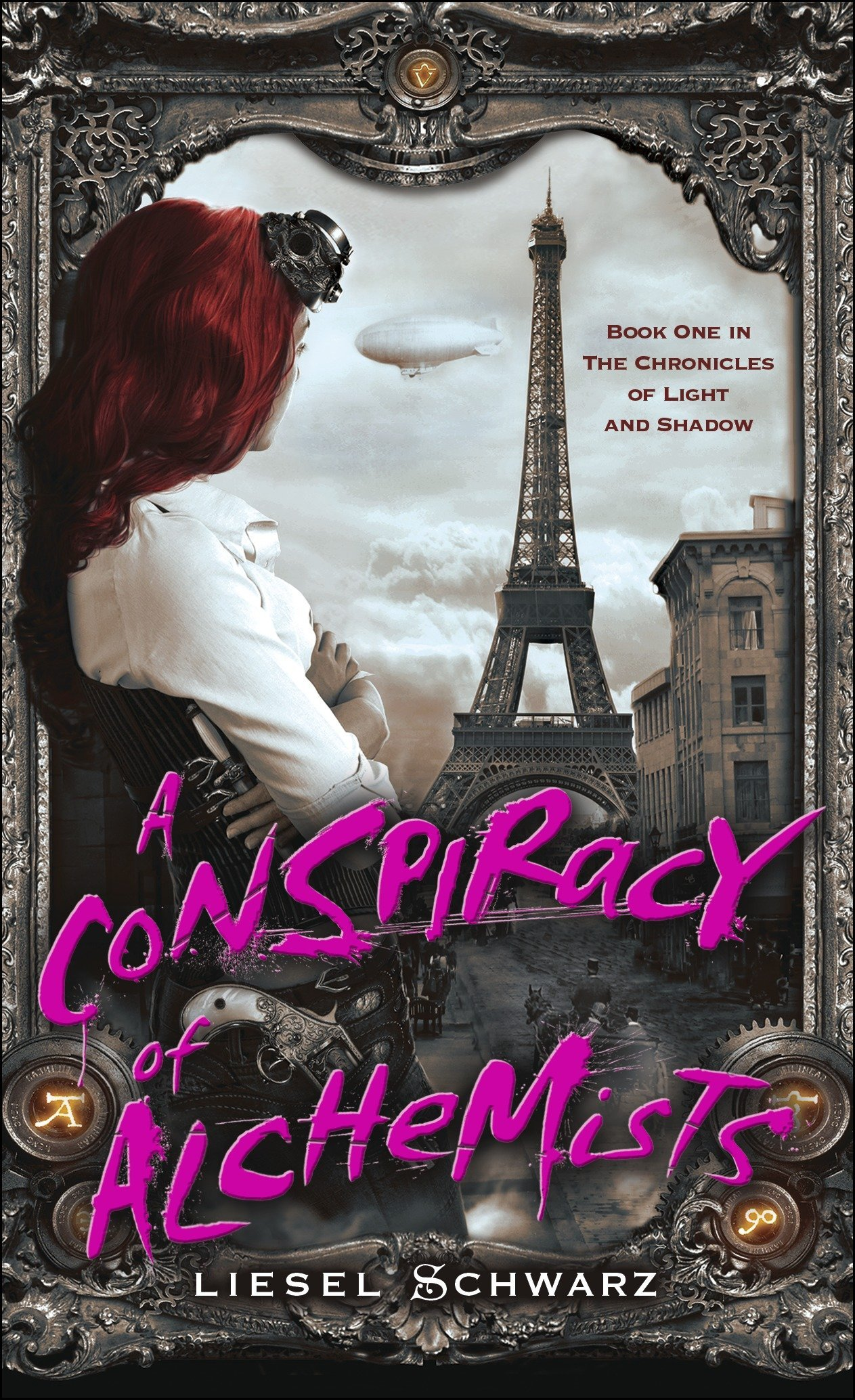 Read Online A Conspiracy of Alchemists: Book One in The Chronicles of Light and Shadow pdf epub