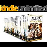 27 Book Mega Box Set Complete Series (Mega Box Set Series 1)