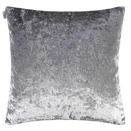 45 x 45 cm Lustre Crushed Velvet Cushion Cover