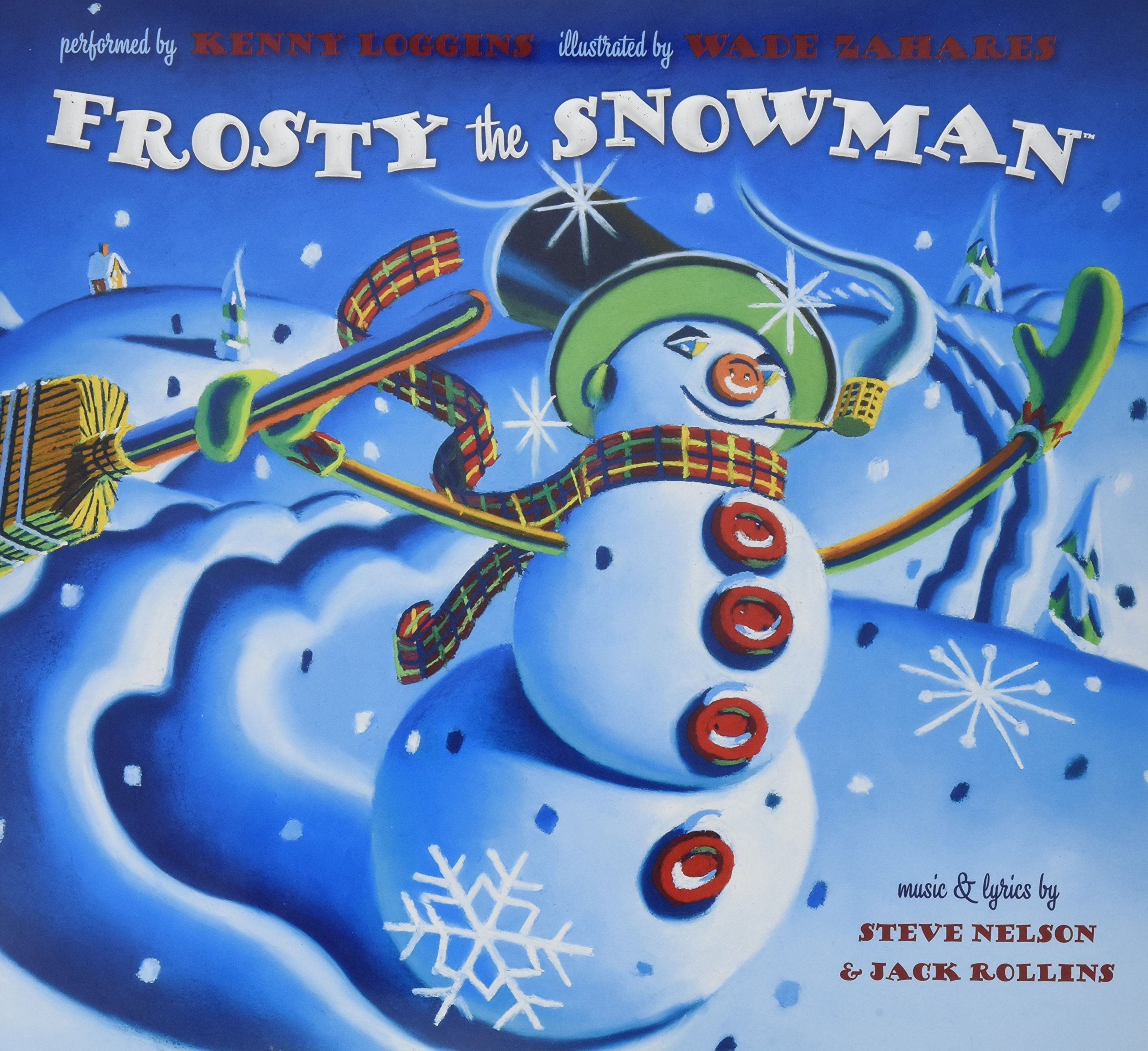 amazon com frosty the snowman 9781623540128 wade zahares books
