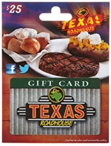 Texas Roadhouse Gift Card
