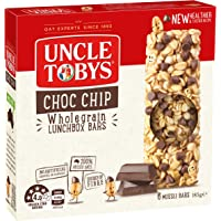 Uncle Tobys Chewy Choc Chip 185g