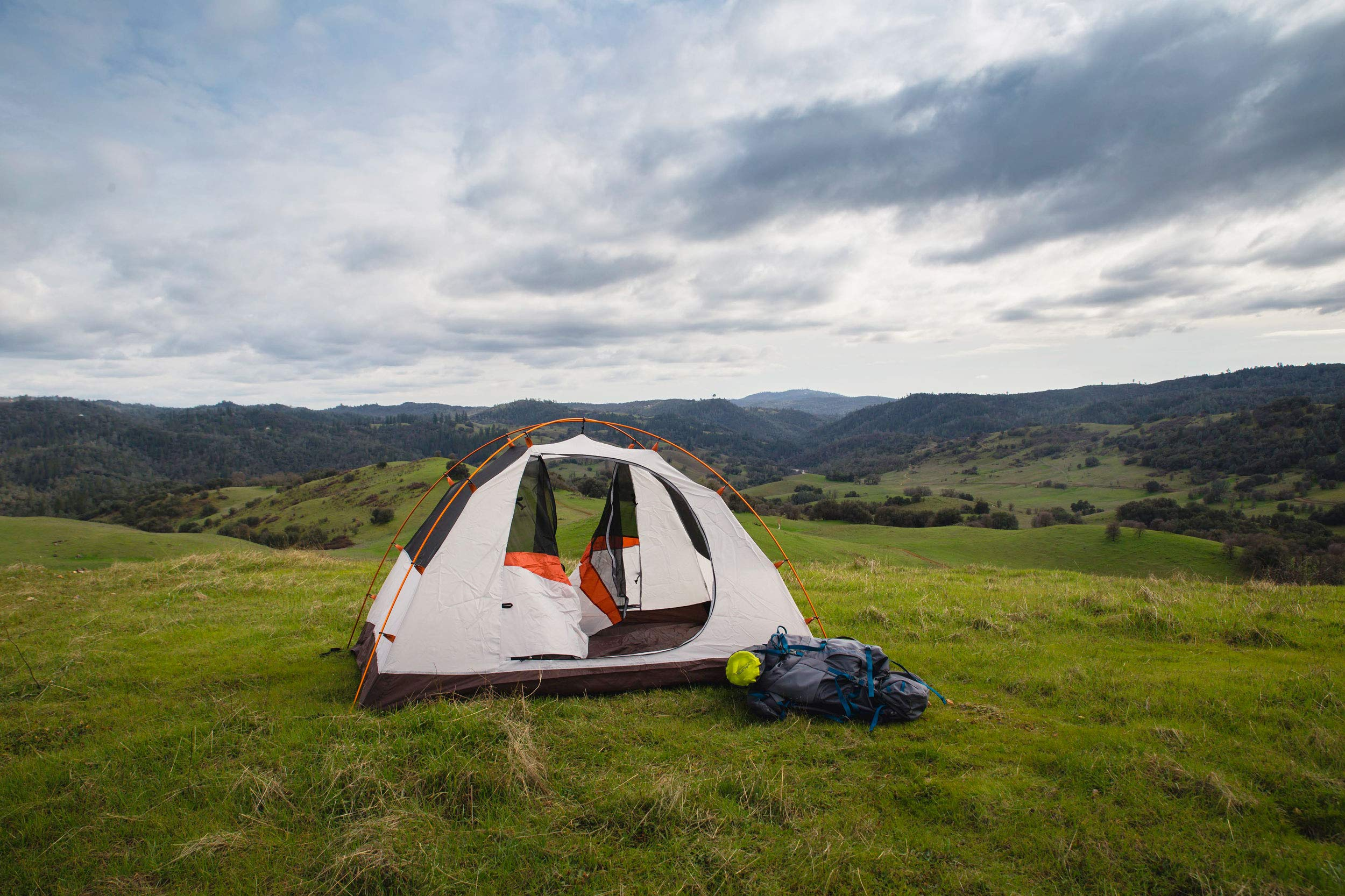 ALPS Mountaineering Lynx 4-Person Tent, Clay/Rust by ALPS Mountaineering (Image #14)