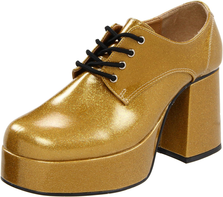 TALLA 46/47 EU. PleaserJazz-02 - Zapatos de Cordones Hombre
