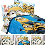 Amazon Com Disney Frozen Twin Size Complete Bedding Set