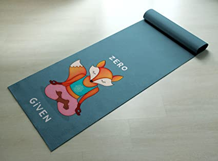 Amazon.com : Zero Fox Given Yoga Mat - Practice Yoga in ...