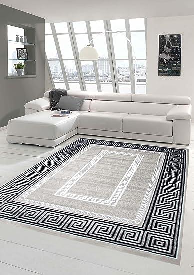 Tappeto Designer Tappeto moderno salotto tappeto con ornamenti ...