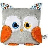 Poketti Plushies with Pocket Powers Series2 - Plush Toy Owl - Parker the Owl