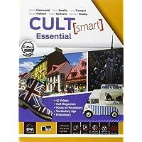 Cult [smart] essential. Student's book-Workbook. Per le Scuole superiori. Con CD Audio. Con DVD-ROM. Con e-book. Con espansione online