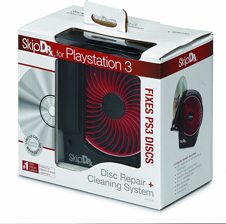 Skipdr PS3 Disc Repair//Clean