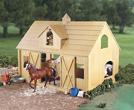 toys htm forest grande horse large breyer house doll blueberry barns corral with enlarge groton view stable