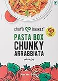 Chefs Basket Pasta Box, chunky Arrabbiata, 544g
