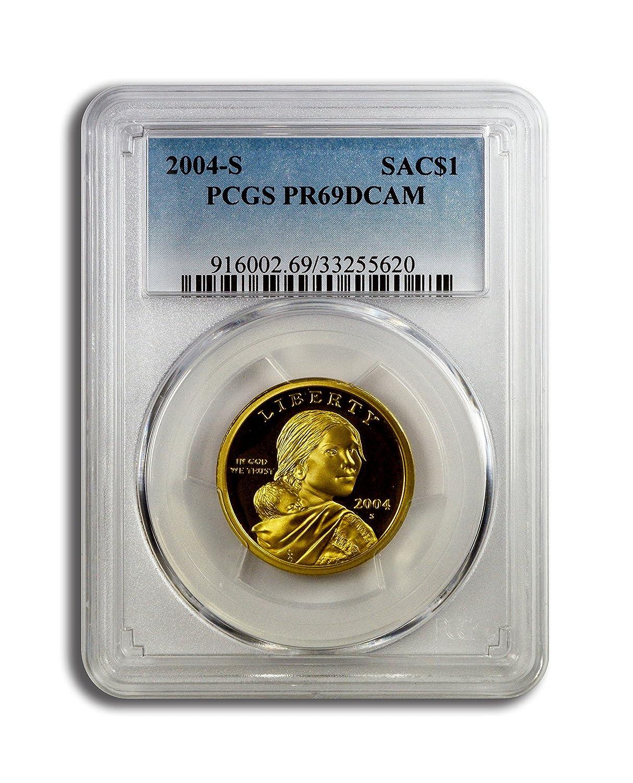 2009 S $1 Sacagawea /'Native American/' Dollar PCGS PR69DCAM
