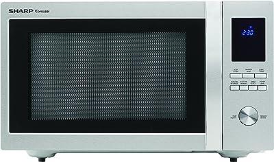 Sharp Microwaves ZSMC1655BS Sharp 1,100W Countertop Microwave Oven