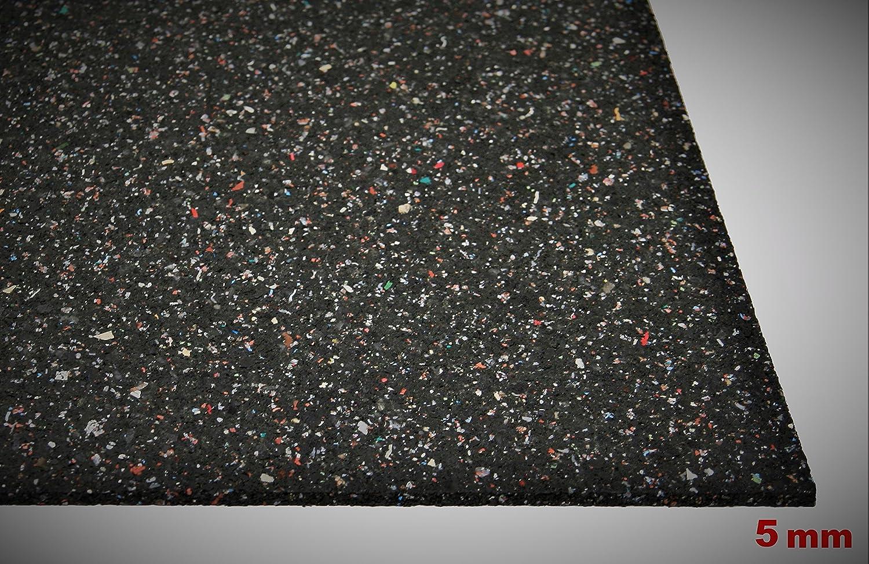 Gummimatte Anti-Vibrationsmatte Antirutschmatte 150x 60 x 1,5 cm schwarz Bautenschutzmatte Gummigranulatmatte Kofferraummatte Bodenschutzmatte Bodenbelag Gummi lfd. Gummimatte Meterware