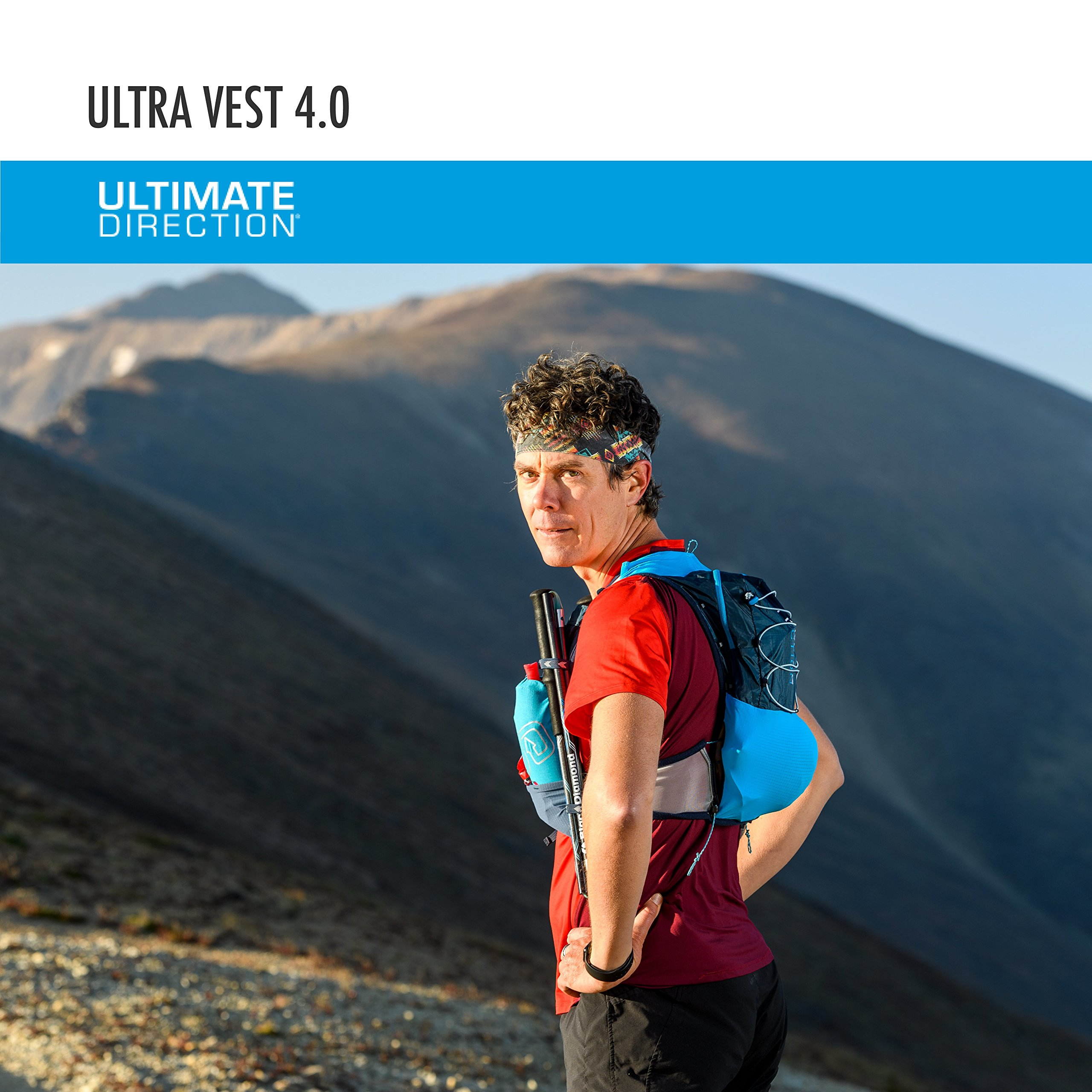 Ultimate Direction Ultra Vest 4.0, Signature Blue, Small by Ultimate Direction (Image #7)