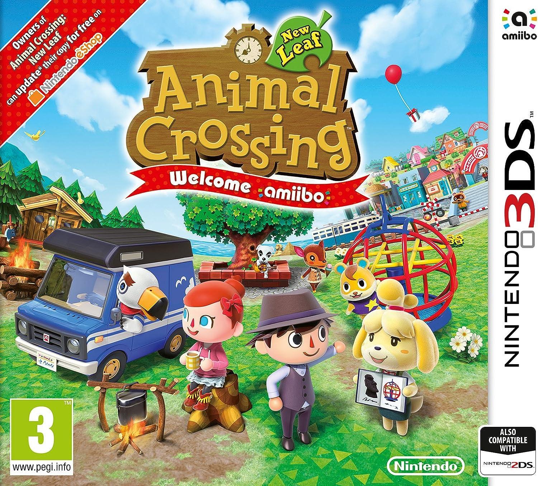 Animal Crossing: New Leaf Welcome amiibo! + Tarjeta amiibo Animal ...