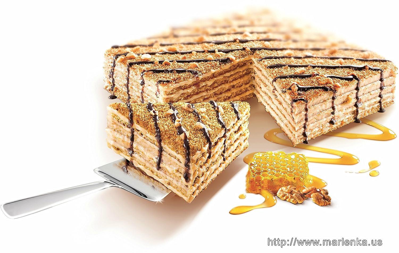 Marlenka Classic Honey Cake 800 G Amazon Grocery