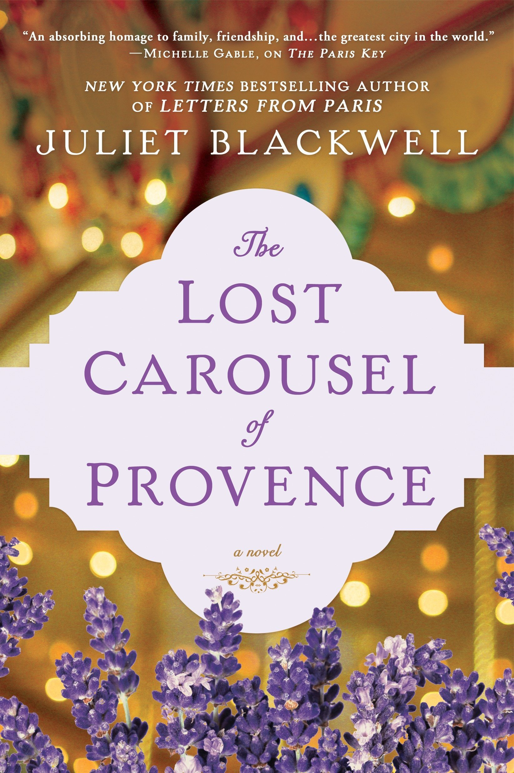 Read Online The Lost Carousel of Provence ebook