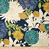 Richloom St. Moritz Carribbean Fabric By The Yard
