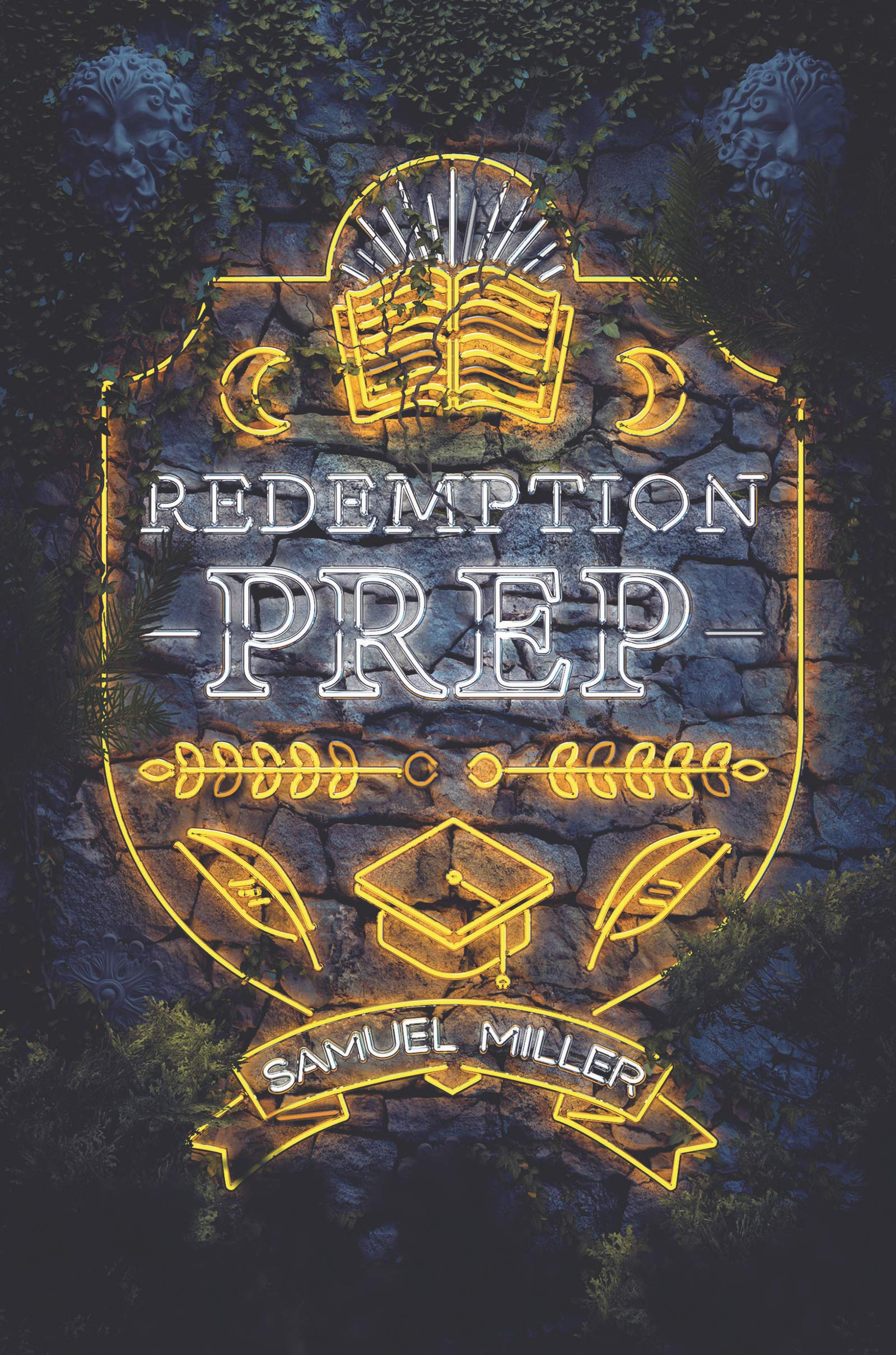 Amazon.com: Redemption Prep (9780062662033): Miller, Samuel: Books