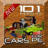 best seller today mods: cars pack 10 in 1 for pe