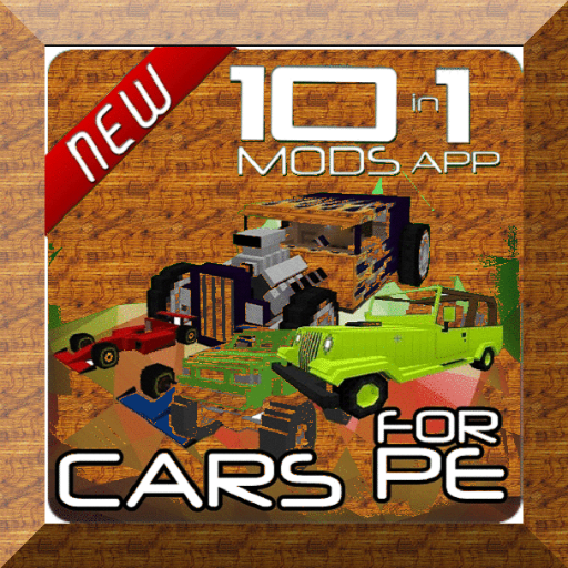mods: cars pack 10 in 1 for pe (Light Bn Two)