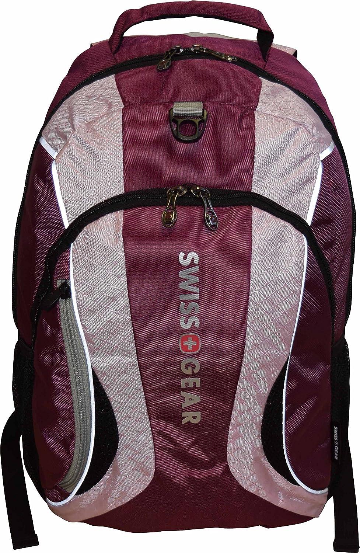Swiss Gear® Mercurio mochila con bolsillo para portátil de 16: Amazon.es: Informática