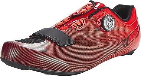 SHIMANO SH-RC7 - Zapatillas - Wide Rojo/Negro Talla del Calzado 48 2018: Amazon.es: Deportes y aire libre