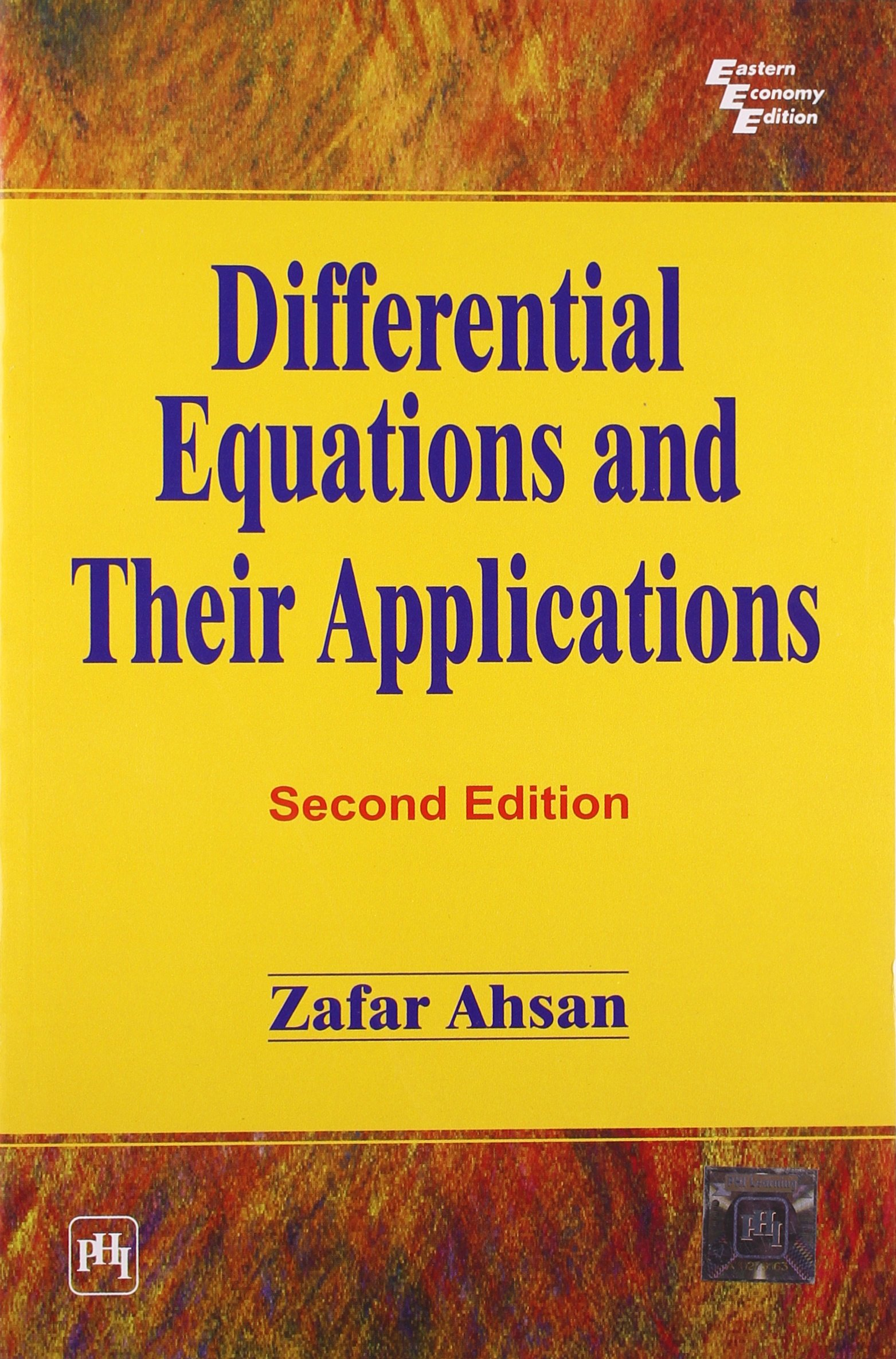 Differential Equations and Their Applications - An ...