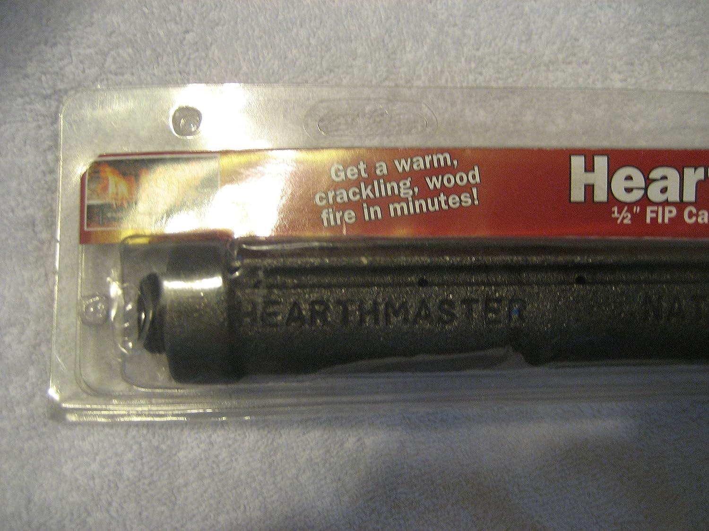 amazon com hearthmaster 940 log lighter burner 16 oriface home