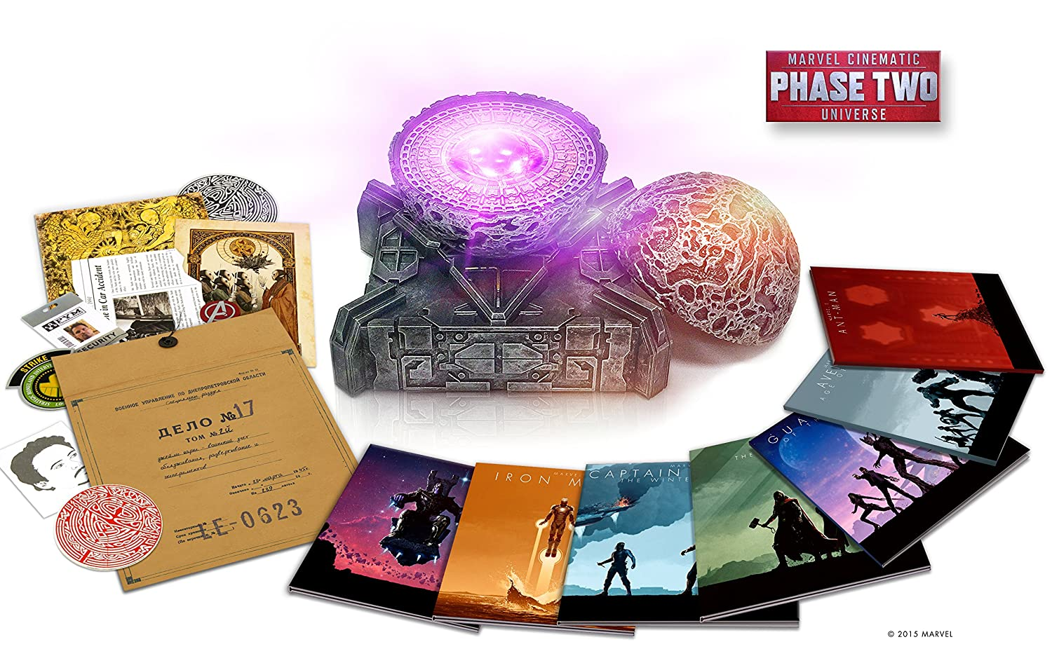 Marvel Cinematic Universe: Phase 2 Collection: Amazon.es: Cine y Series TV