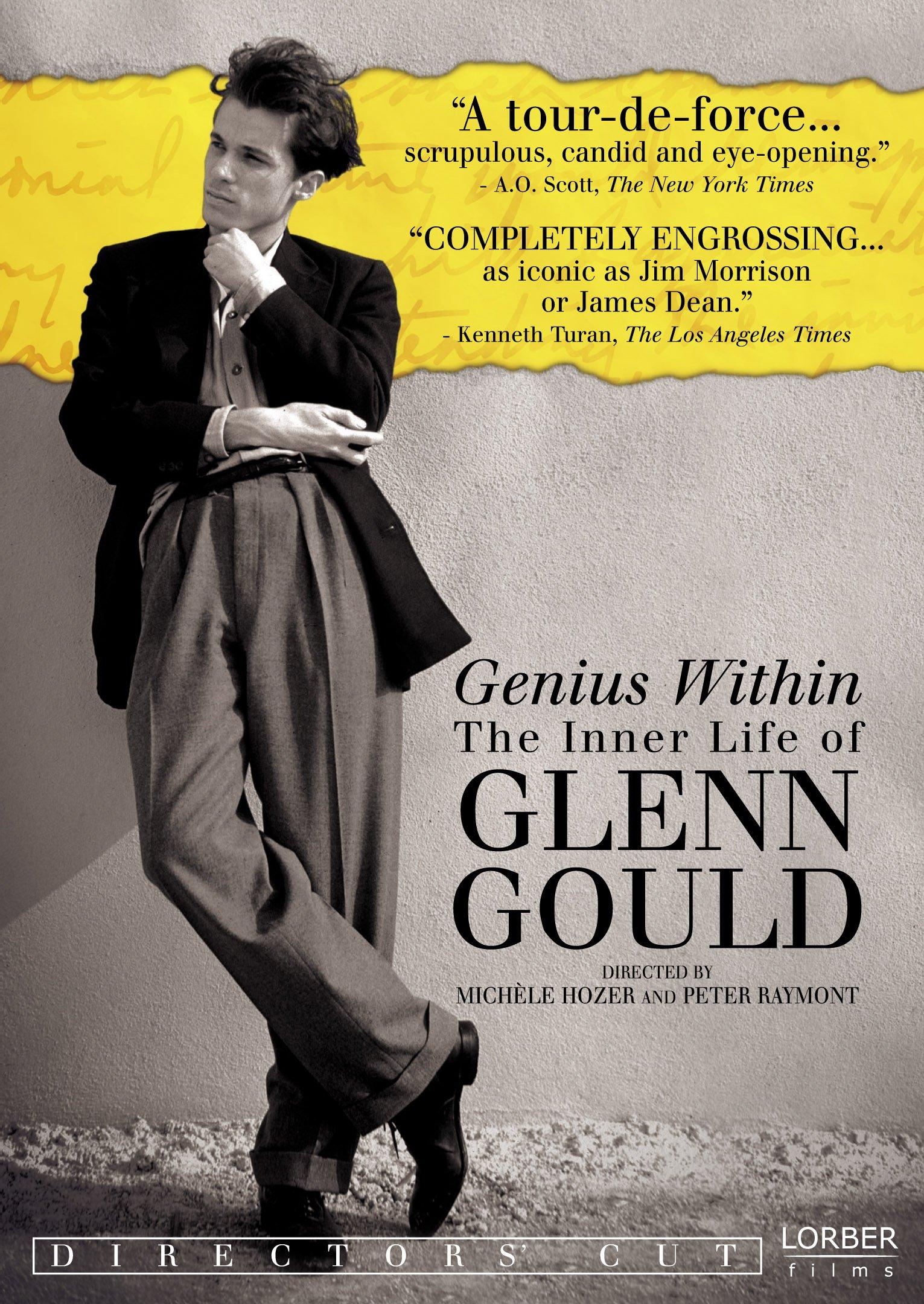 DVD : Cornelia Foss - Genius Within: The Inner Life Of Glenn Gould (O-Card Packaging)