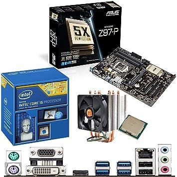 INTEL Core i5 4690K OC 4 5Ghz, ASUS Z97-P & ThermalTake