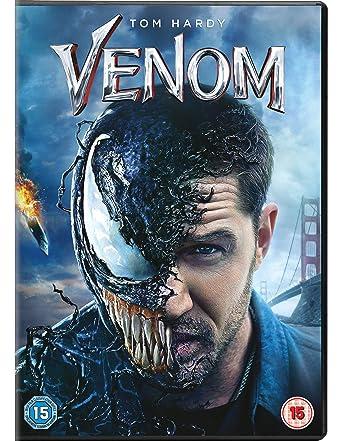 Venom Dvd 2018 Amazoncouk Tom Hardy Michelle Williams Riz