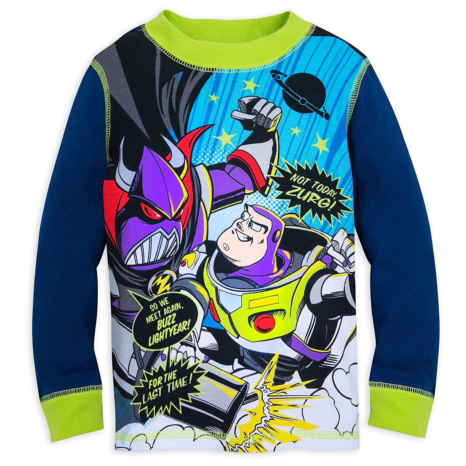 Amazon.com  Disney Toy Story Glow-in-The-Dark PJ PALS Set for Boys Multi   Clothing 8c52209c1