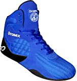 Otomix Royal Blue Stingray Escape Bodybuilding Weightlifting MMA & Boxing Shoe Men's