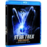Star Trek Discovery - Temporada 1 [Blu-ray]
