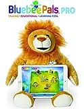 Bluebee Pal Pro The Lion - Talking Plush Educational Learning Toy