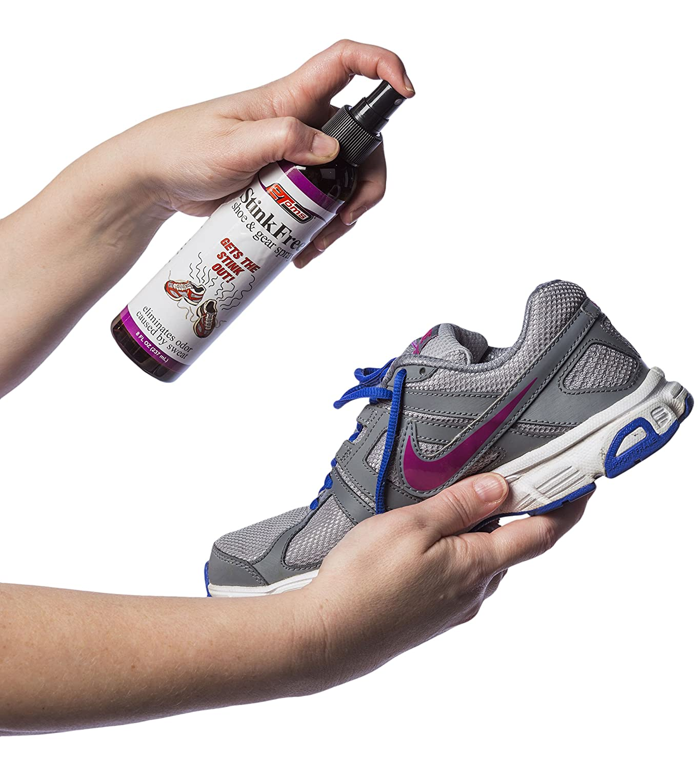 Stink Free Shoe Spray Review