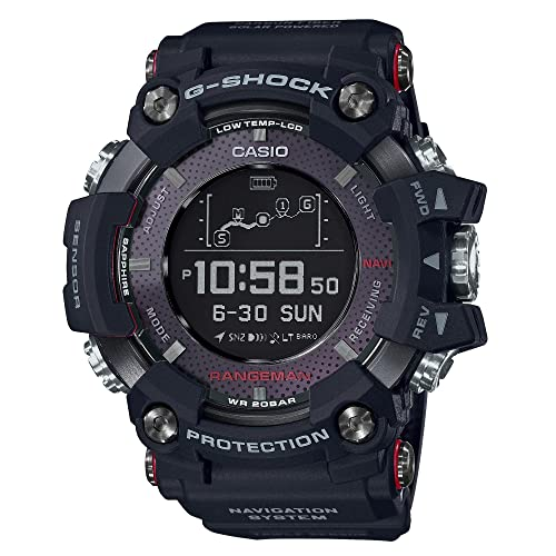 Casio G-Shock Rangeman Review