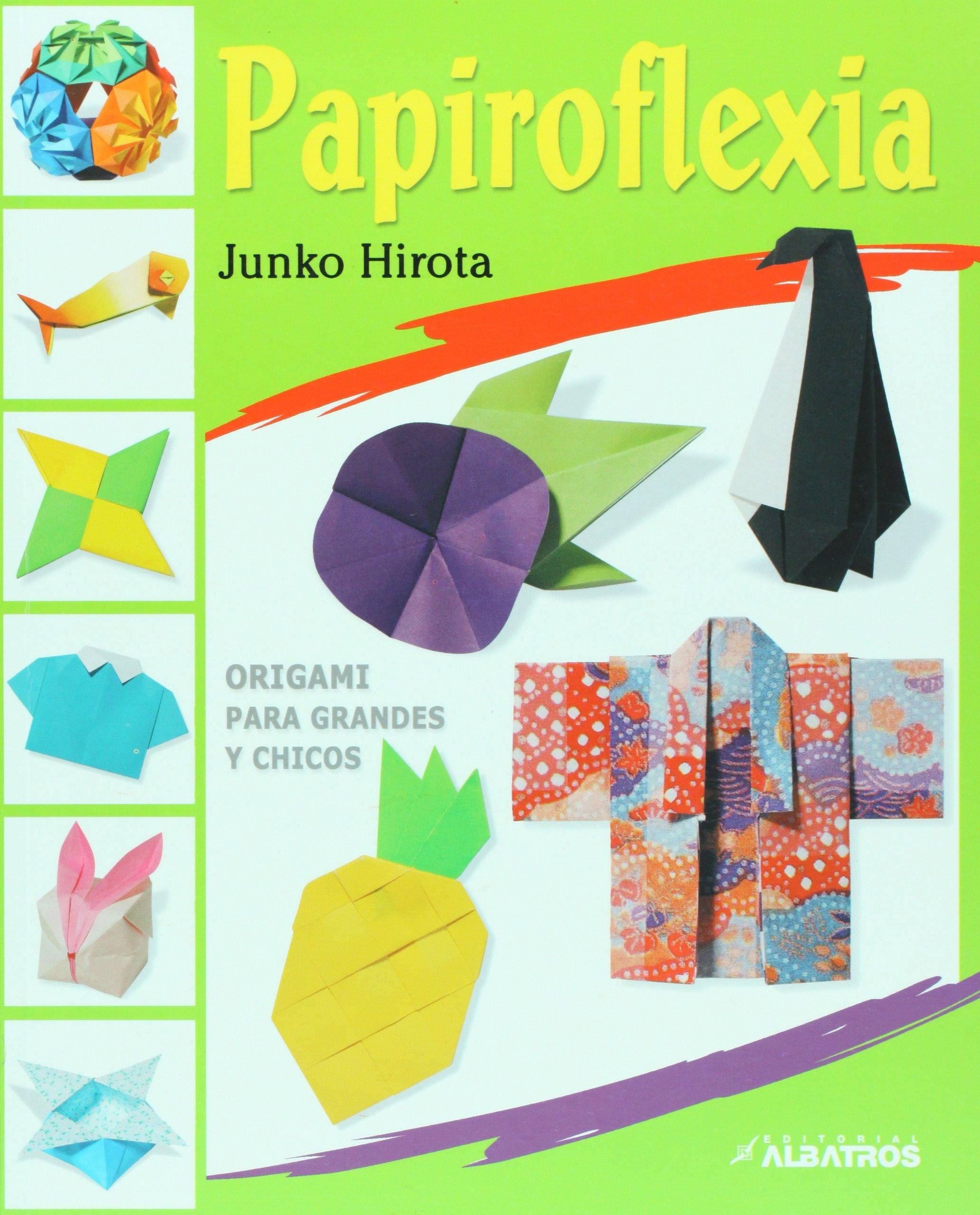 Papiroflexia - Origami (Spanish Edition) (Spanish) Paperback – June 24, 2008