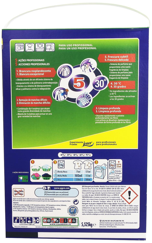 Ariel - Detergente polvo para lavadora - Paquete XXXL ...