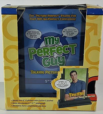 My Perfect Guy Talking Picture Frame