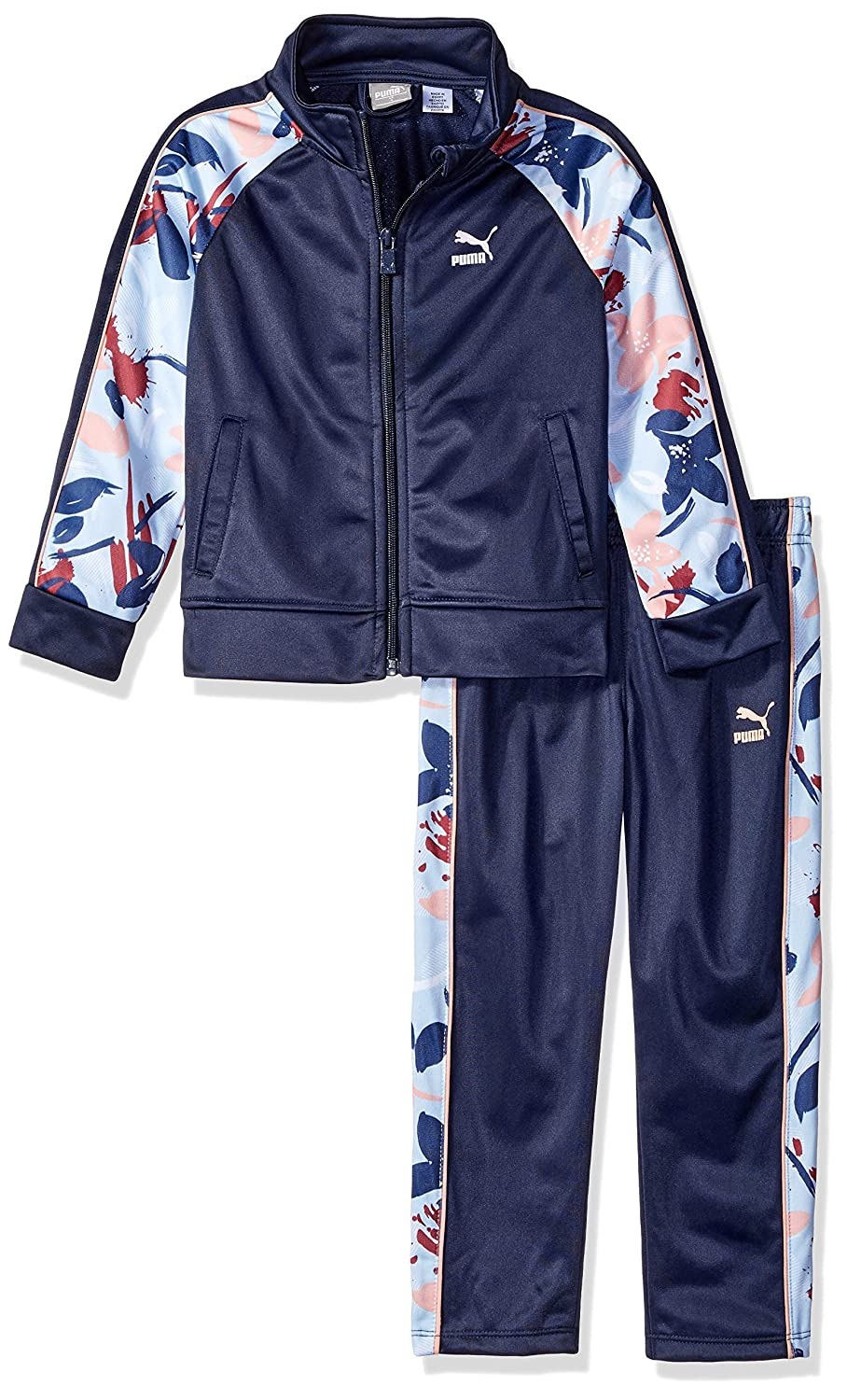 PUMA Little Girls' Track Set,