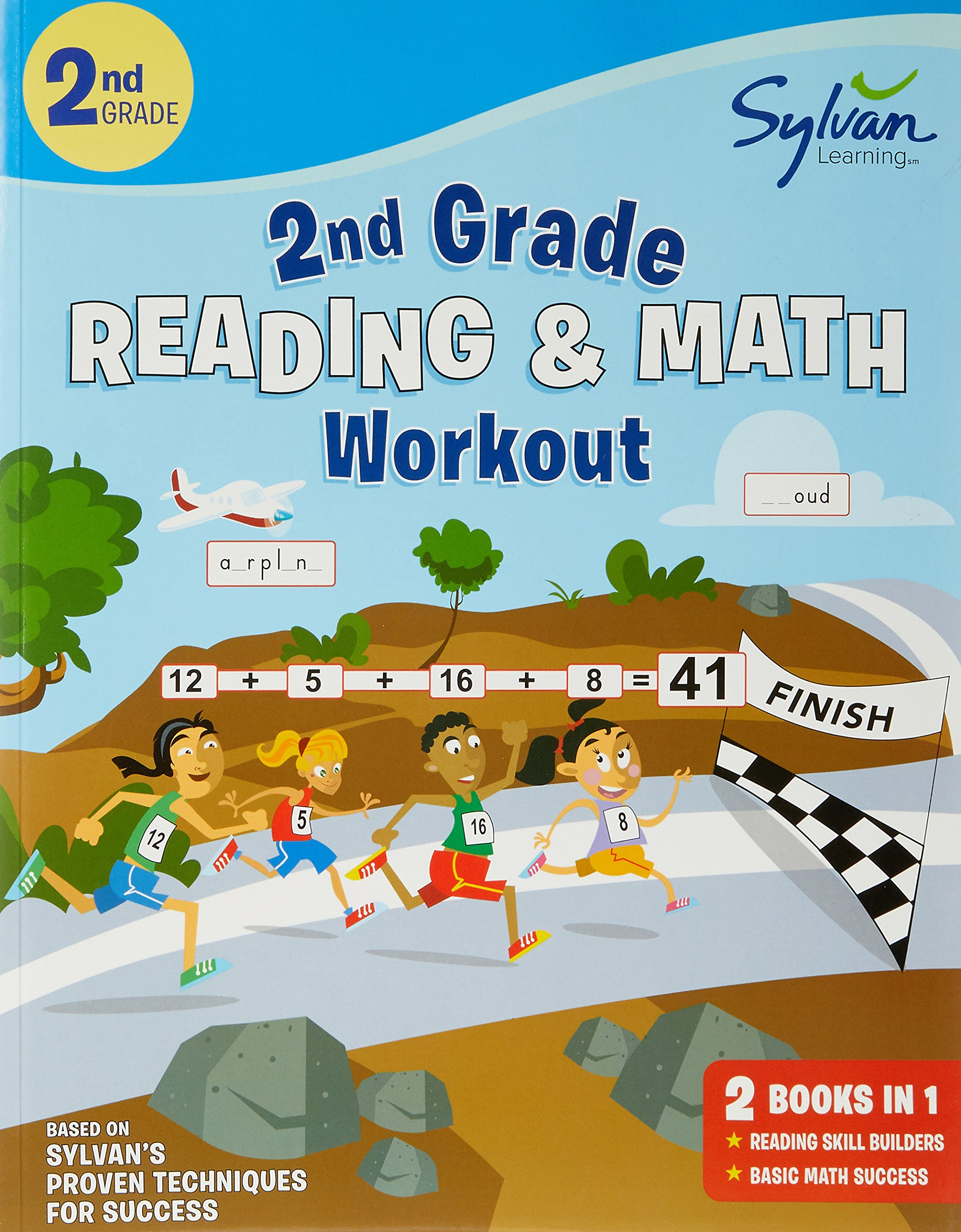 2nd Grade Reading & Math Workout: Activities, Exercises, and Tips to ...